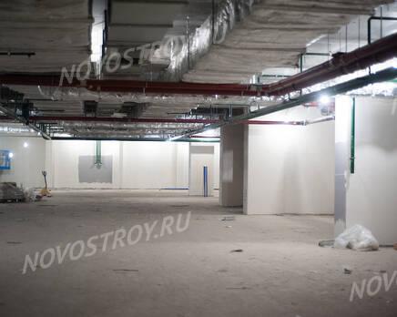 МФК «Alcon Tower»: ход строительства, Январь 2021