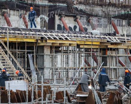 ЖК «Victory Park Residences»: ход строительства, Январь 2021