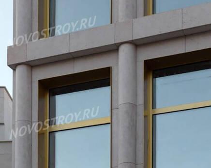 МФК «Cameo Moscow Villas»: ход строительства, Январь 2021