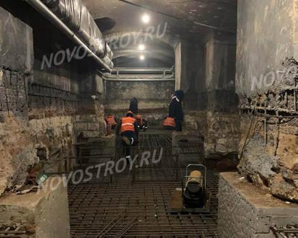 МФК «Kuznetsky Most 12 by Lalique»: ход строительства, Январь 2021