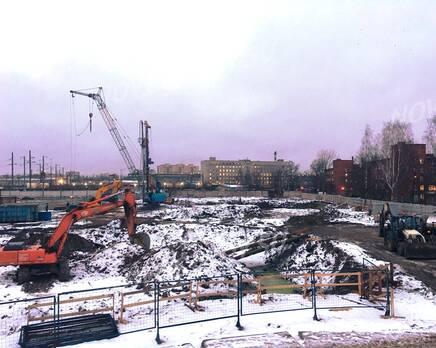 МФК «Начало»: ход строительства, Январь 2021