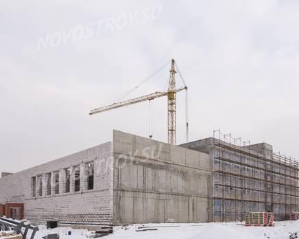 ЖК «Янила Кантри»: из группы застройщика, Январь 2021
