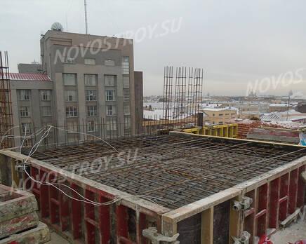 ЖК «Приоритет»: ход строительства, Январь 2021