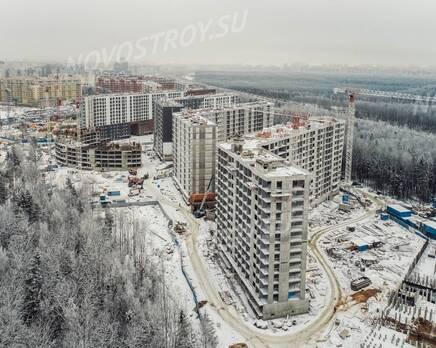 ЖК «New Time»: ход строительства, Февраль 2021