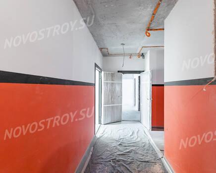 ЖК «UP-квартал «Пушкинский»: ход строительства, Февраль 2021
