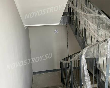 ЖК «Ириновский»: ход строительства, Февраль 2021