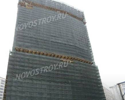 ЖК «Prizma»: ход строительства, Март 2021