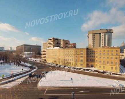 МФК «Roza Rossa»: ход строительства, Март 2021