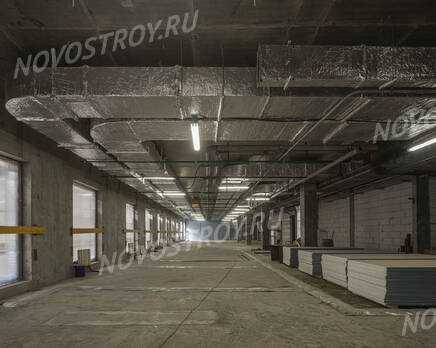 МФК «Fairmont Vesper Residences»: ход строительства, Март 2021