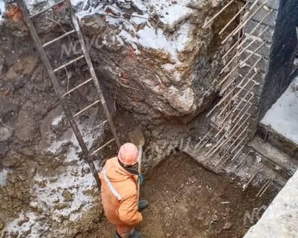 ЖК «Brodsky»: ход строительства, Март 2021