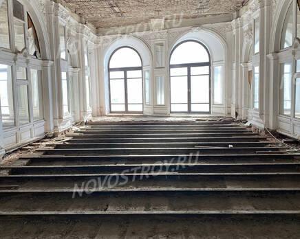 МФК «Kuznetsky Most 12 by Lalique»: ход строительства, Март 2021