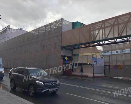 МФК «Allegoria Mosca»: ход строительства, Март 2021