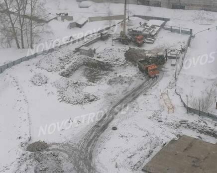 ЖК «Акация на Лежена»: ход строительства, Апрель 2021