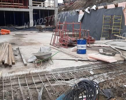 ЖК «Sydney City»: ход строительства, Апрель 2021