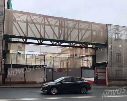 МФК «Allegoria Mosca»: ход строительства, Апрель 2021