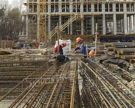 МФК «B'aires»: ход строительства, Апрель 2021