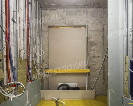 МФК «Fairmont Vesper Residences»: ход строительства, Апрель 2021