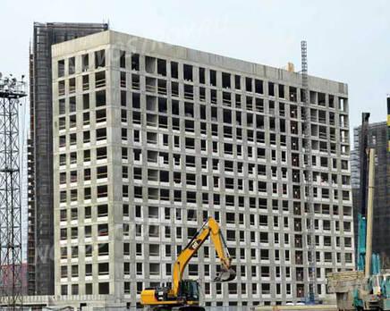 ЖК «Nagatino i-Land»: ход строительства, Май 2021
