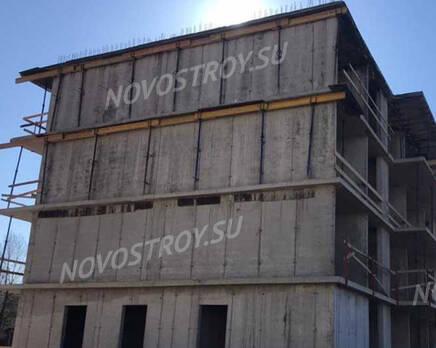 ЖК «Жукова 18»: ход строительства, Май 2021