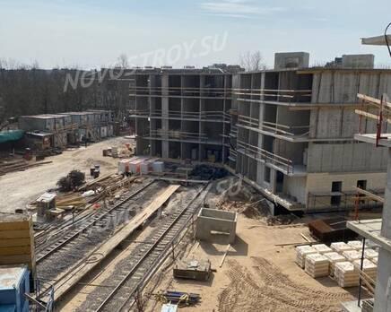 ЖК «Жукова 18»: ход строительства (май 2021), Июнь 2021