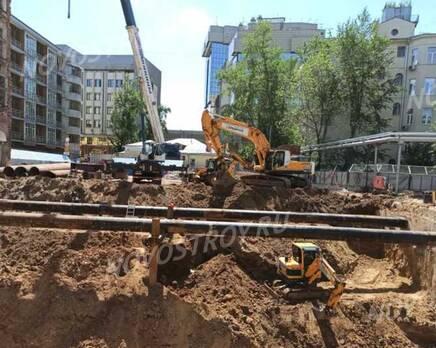 ЖК «High Garden»: ход строительства, Июль 2021