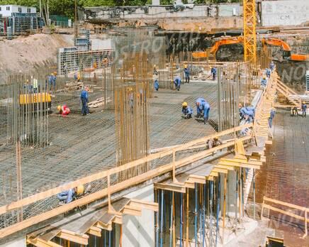 ЖК «Level Причальный»: ход строительства, Июль 2021