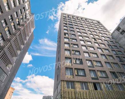 МФК «MainStreet»: ход строительства, Август 2021