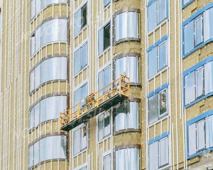 МФК «Level Стрешнево»: ход строительства , Август 2021