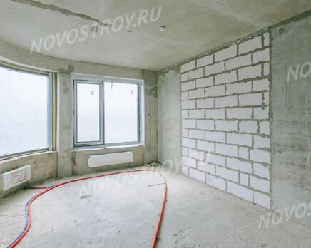 МФК «Level Стрешнево»: ход строительства , Сентябрь 2021