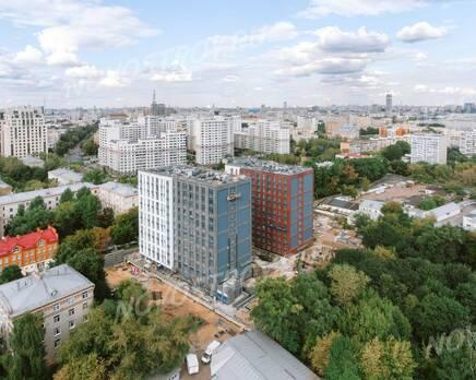 МФК «Level Донской»: ход строительства, Сентябрь 2021
