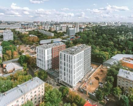 МФК «Level Донской»: ход строительства , Сентябрь 2021