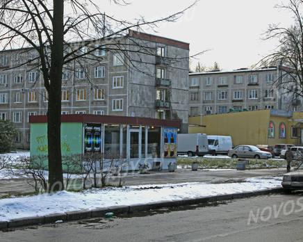 «Дом на бульваре Красных зорь», Ноябрь 2012