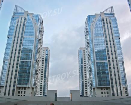 Жилой комплекс «Доминанта», Октябрь 2011