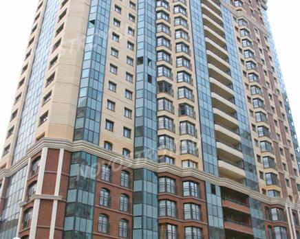 Корпус жилого комплекса «Новая династия», Декабрь 2011