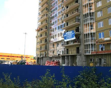 ЖК «Новое Девяткино», Сентябрь 2012