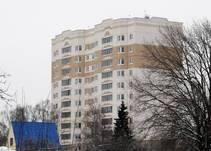 на улице Ленинская (Домодедово)