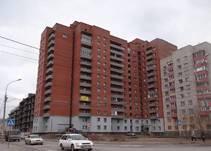 на улице Пархоменко