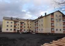 на улице Ново-Советская