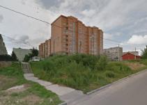 на улице Дмитрия Пожарского