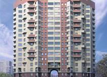 Дом на улице Орджоникидзе
