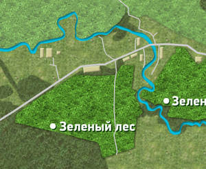 КП «Зеленый берег»