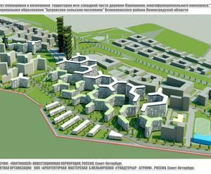 ЖК «Евроград»: визуализация проекта