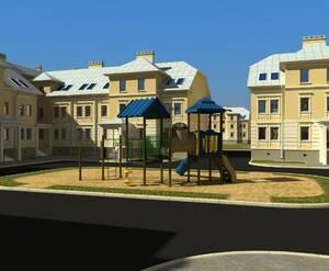 МЖК «Дом над Наровой»
