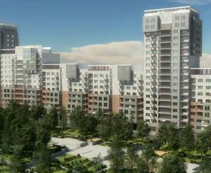 ЖК «Балашиха Сити»: визуализация