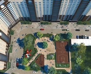 ЖК «Авиатор - парк»: визуализация