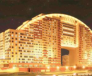 ЖК «Arco di Sole»: визуализация