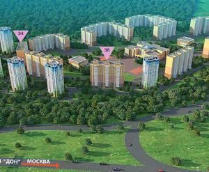 ЖК «Южное Домодедово»: визуализация