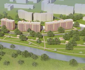 ЖК «Майданово Парк»: визуализация
