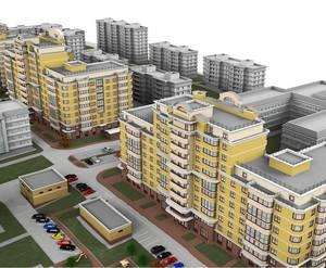 ЖК «Никольский квартал»: визуализация