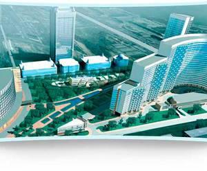 ЖК «Газойл Сити»: визуализация